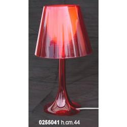 Lampada Cono Rossa T905R Cm.44