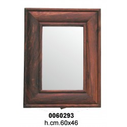 Specchiera Rett 60 X 45 Legno 25Nr.
