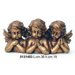 Gruppo 3 Angeli In Preghiera 77394 38X19