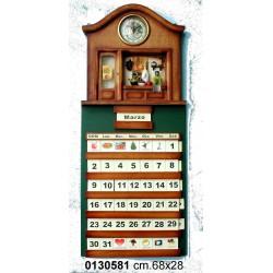 Calendario Olio