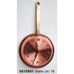 Orologio Padella Ii Cm.18 1M Liscia