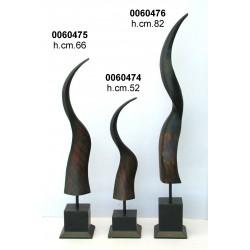Corno Legno Cm.52 Gipb-1011