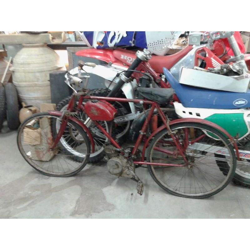 Bici A Motore Cucciolo Ducati Usatoh