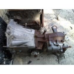 Motore e cambio fiat 850