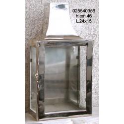 Lanterna A Muro 14035 Nickelata