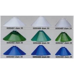 Cono Vetro Cm.35 Opal 5855101