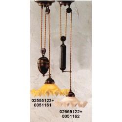 Lamp.Saliscendi Ogiva Elettr.865