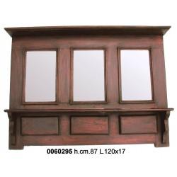 Specchio 3 Pz Consolle 6303 017