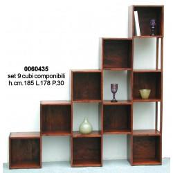 Serie 9 Cubi Componibili 88549