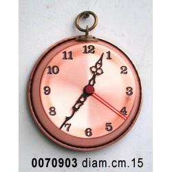 Orologio Padella I Cm.15 C/Anello Liscia