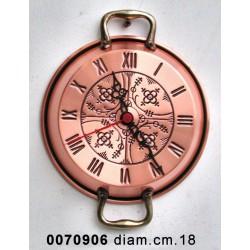 Orologio Padella Ii Cm.18 2M Liscia