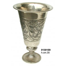 Vaso Cesell.Silver H.35