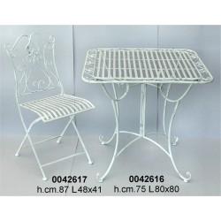 Tavolino Quadrato Dz001206-Sq
